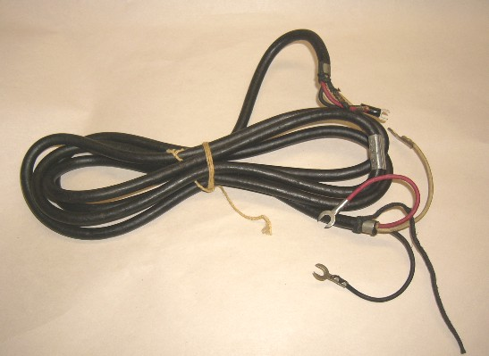 EE-8 TS-9 Handset Cord Straight